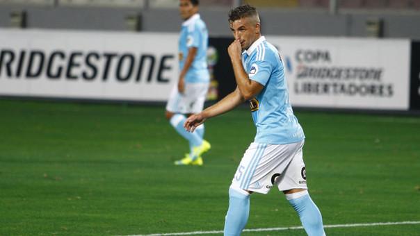 Gabriel Costa jugó un pobre partido