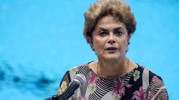 Dilma Rousseff podría dejar la presidencia de Brasil.
