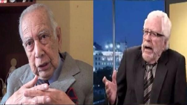 Fernando Farrés y Luis Rey de Castro