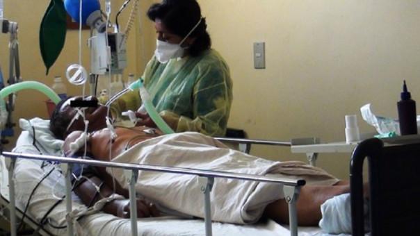 Uno de los pacientes se encuentra aislado