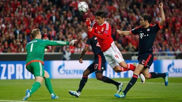 Benfica vs. Bayern Munich