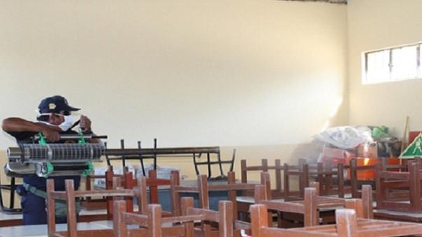 fumigacion colegio