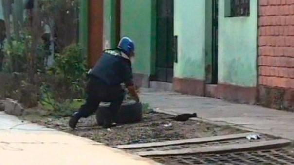 Resultado de imagen para encuentran granada en paramonga peru