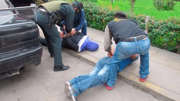 Inseguridad ciudadana: mata a tiros a su amigo en el Callao