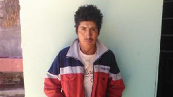 Sujeto detenido por intento de violación