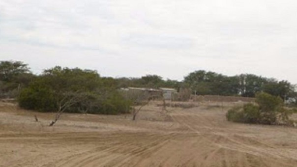 Zona rural de Mórrope