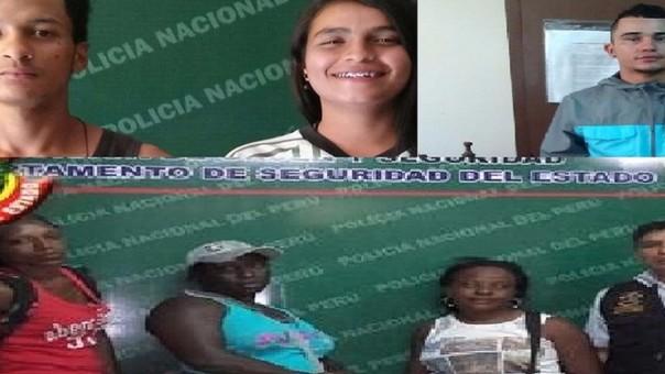 Colombianos siguen de ilegales en la ciudad de Chiclayo.