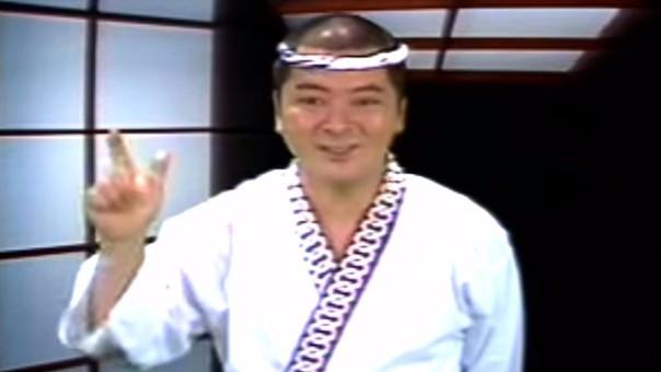 Falleció el reconocido chef japonés Toshiro Konishi