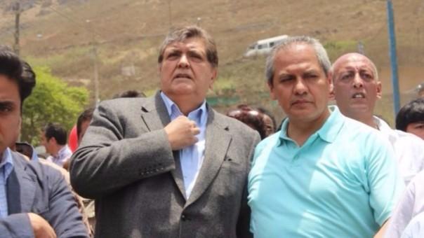 Alan García y Omar Quesada
