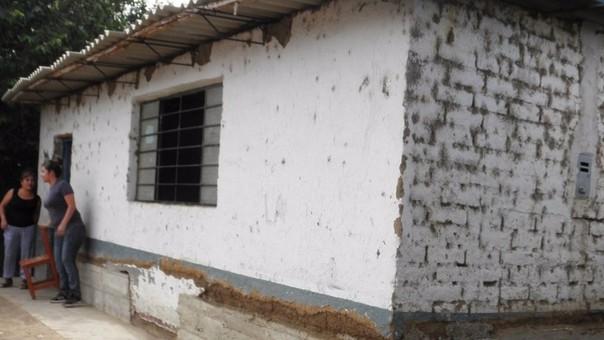 I.E. N°11593 de Sapamé Bajo, Túcume
