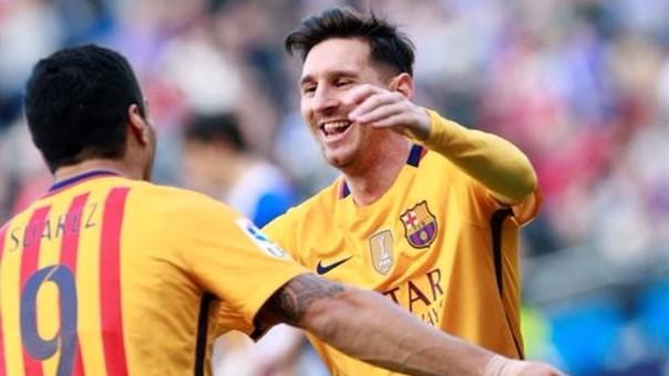 Barcelona volvió a la victoria en la Liga BBVA luego de 4 partidos sin ganar.