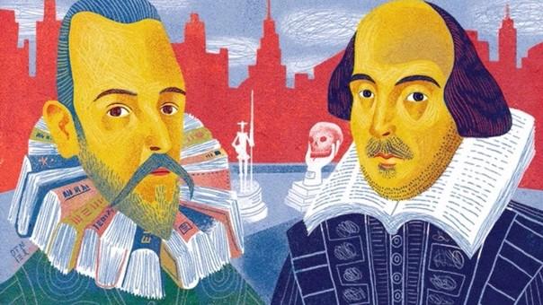 Cervantes Y Shakesperare Compartieron Su Muerte Hace 400 Años Rpp Noticias