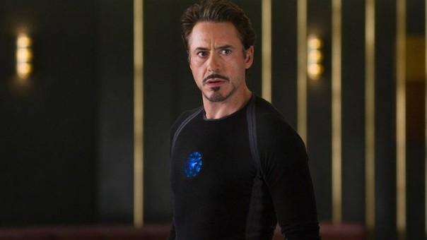 Robert Downey Jr. le da vida a Iron Man