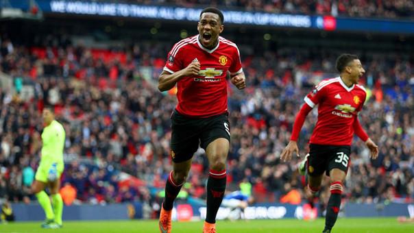 Manchester United a la final de la Copa FA