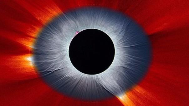 NASA Eclipse Solar