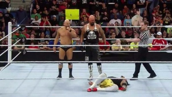 WWE Gallows & Anderson