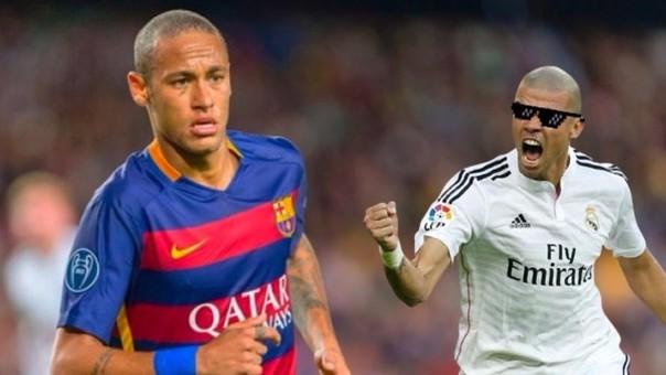Estrella del Real Madrid se burló de Neymar