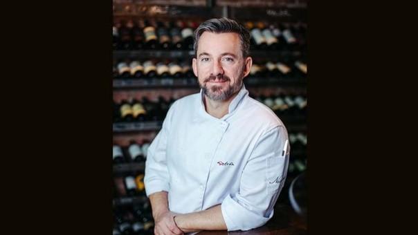 Pablo Ranea, chef de Azafrán