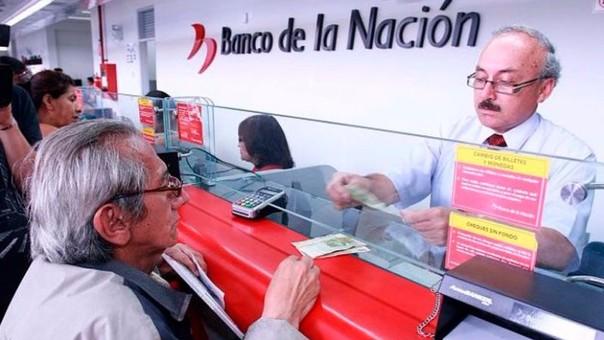 Banco de la Nación atenderá desde las 7.30 a fonavistas