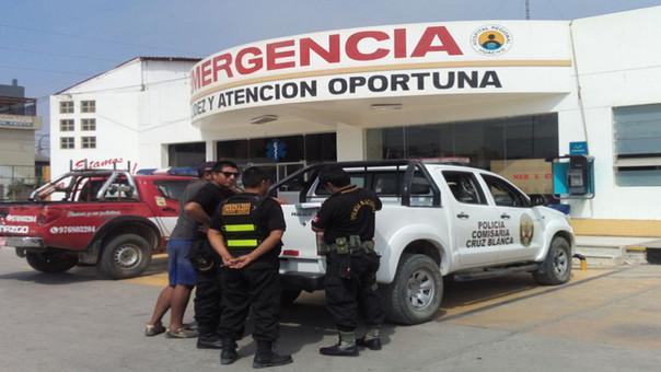 Hospital regional de Huacho
