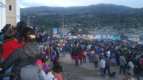 Paro regional en Apurímac.