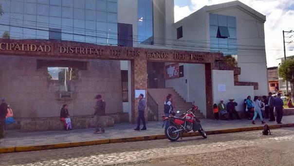 Municipio Distrital de Baños del Inca
