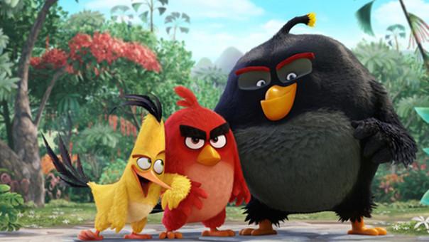 Angry Birds ya tiene fecha de estreno en Perú