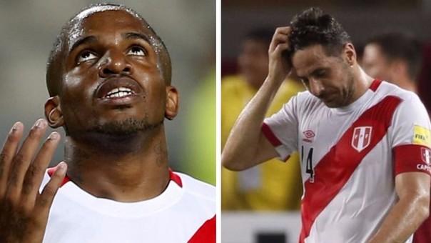 Jefferson Farfán y Claudio Pizarro fuera de la Copa América.