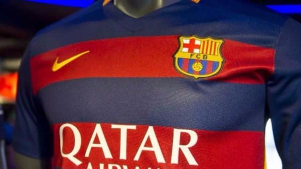 Barcelona  la nueva camiseta blaugrana no tendrá sponsor  d7741bd349e1b