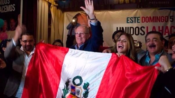 PPK permaneció por cinco días realizando actividades de campaña en Estados Unidos.