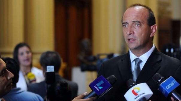 Juan Carlos Eguren, legislador del PPC