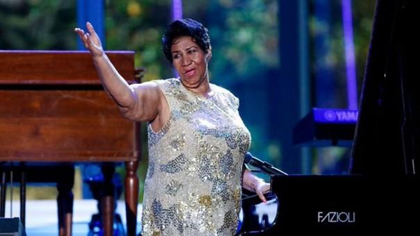YouTube: Aretha Franklin cantó Purple Rain de Prince en la Casa Blanca