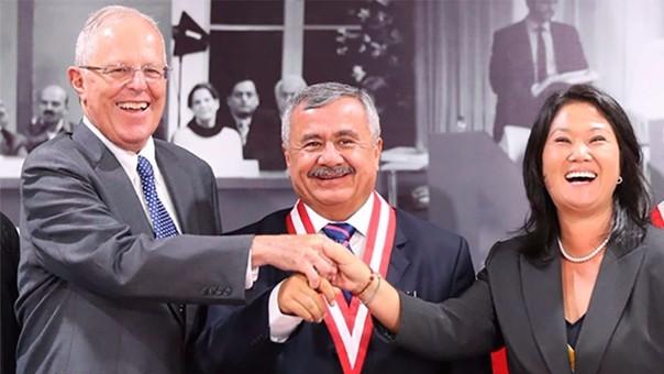 Pedro Pablo Kuczynski y Keiko Fujimori disputarán la segunda vuelta el 5 de junio.