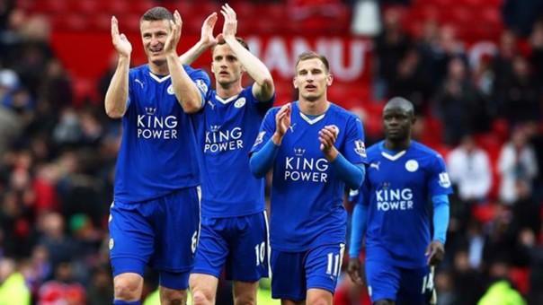 Leicester City campeón de la Premier League tras empate del Tottenham