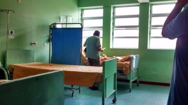 Centros de salud en alerta por enfermedades respiratorias.