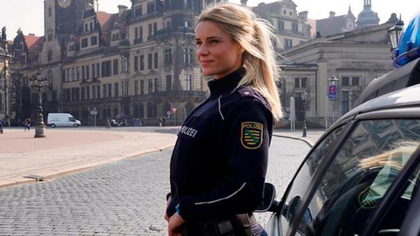 Policía alemana se convierte en sex symbol gracias a Instagram   RPP ... 8077d932a2