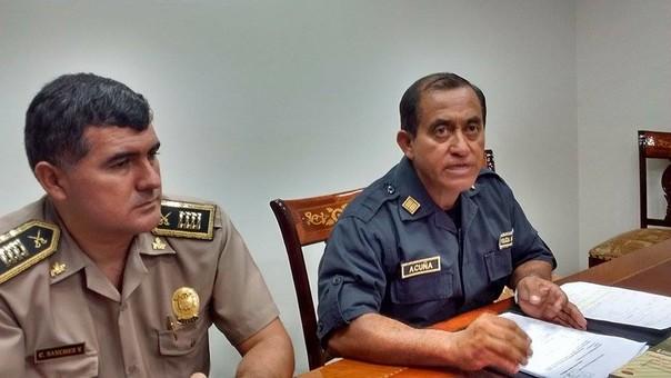 Coronel PNP, Miguel Acuña Gallo
