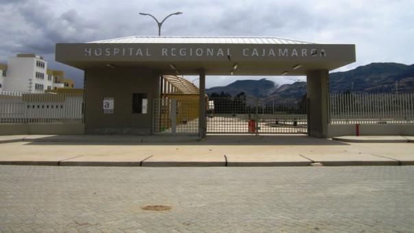 Hospital Regional de Cajamarca
