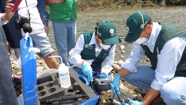 Ana monitorea río Moche