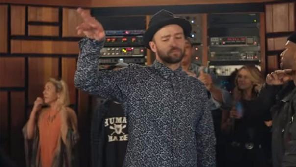Justin Timberlake: escucha su nueva canción