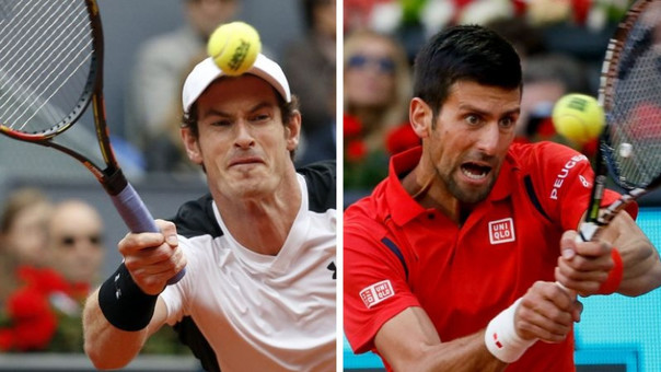 Djokovic - Murray