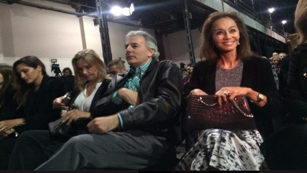 Isabel Preysler y Álvaro Vargas Llosa