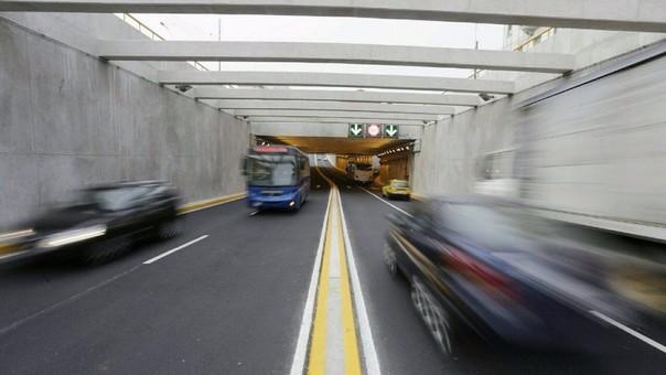 La concurrida avenida reabrió con el fin de las obras.