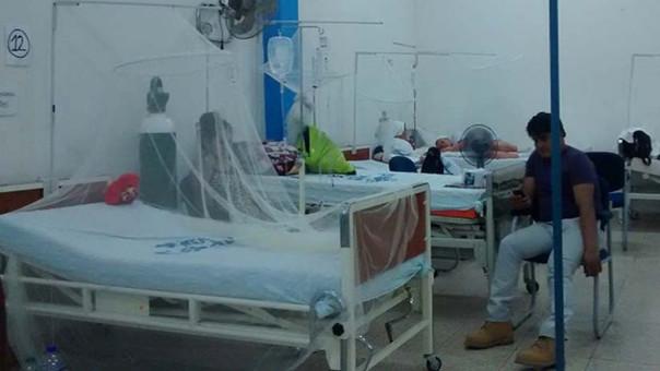 Casos de dengue