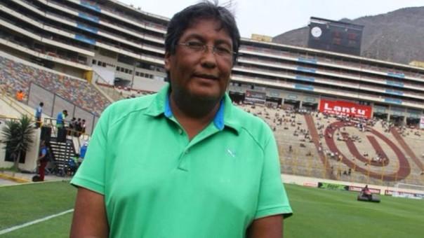 Raúl Leguía es administrador de Universitario de Deportes desde inicios del 2015