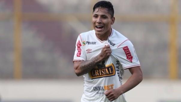 Raúl Ruidíaz tiene 10 goles en el Torneo Apertura, con los que es el segundo goleador del torneo detrás del uruguayo Celso Borges de La Bocana (11 goles)