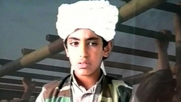 El hijo de Osama bin Laden pide a yihadistas que se unan para acabar con las fuerzas de al Assad