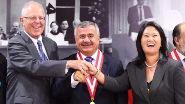 PPK y Keiko Fujimori acordaron disputar dos debates.