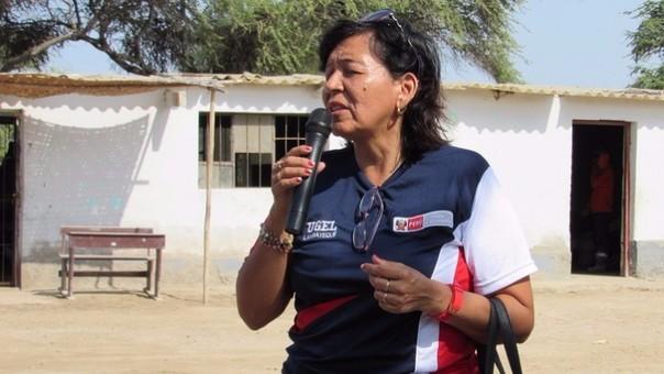 Zoila Uriarte Nuñez