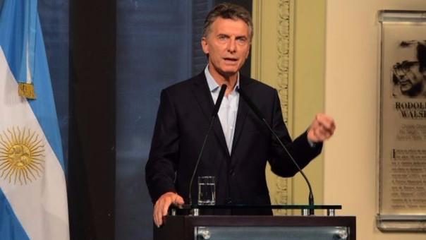 Una de las principales propuestas de Macri antes de asumir el gobierno era la lucha contra la corrupción.